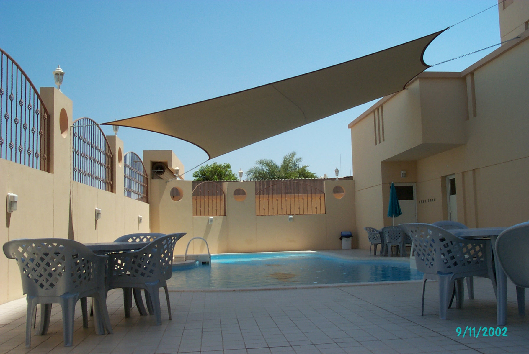 Swimming Pool Shades Manufacturers/ Suppliers In Dubai/Abu Dhabi/UAE